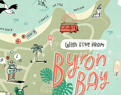 Postcards from Byron