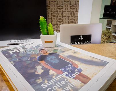 Visual Merchandising - King & Joe - LZK
