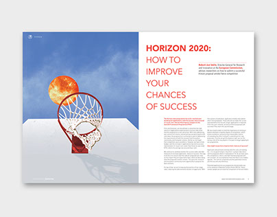 Horizon 2020: How to improve your chances of success