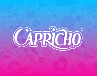 Redesign site Capricho