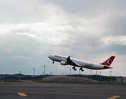 Istanbul New Airport / Analog Photos