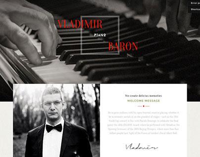 Baron - Classical Piano Music Web