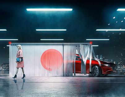 MA*KUIZO- Mazda Design 2019
