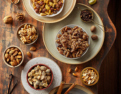 Nut Crackers | Food Photography
