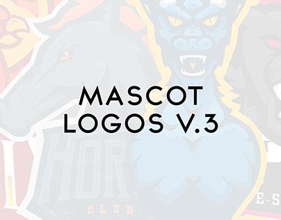 MASCOT LOGOS V.3