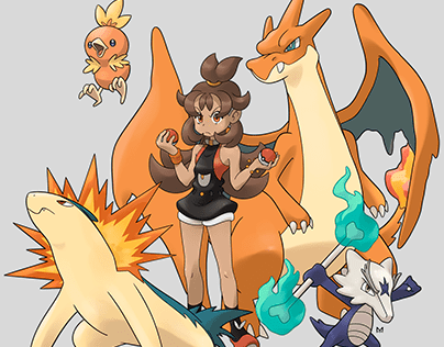 Fire type team