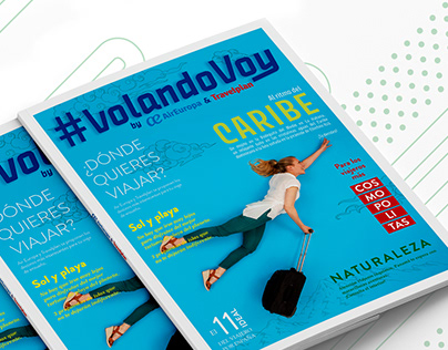 Revista #VolandoVoy by AirEuropa & Travelplan