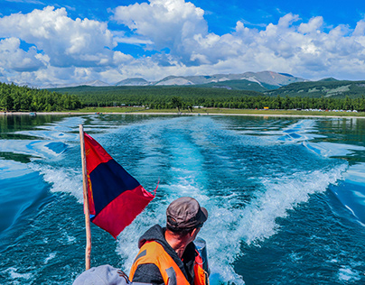 Khövsgöl Lake Travel