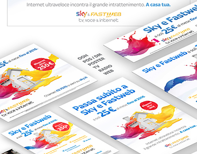 Sky&Fastweb 2014