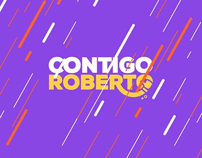 """CAMPAÑA BENÉFICA """"CONTIGO ROBERTO"""""""