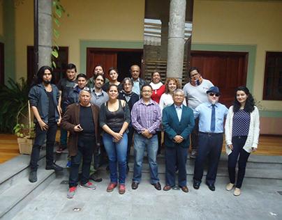 I ENCUENTRO NACIONAL DE GRABADORES - AMBATO, EC