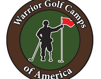 Warrior Golf Camps of America Logo