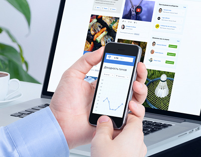 PinBoard –design media social network