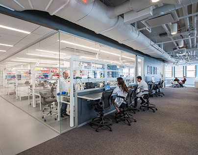 NY Stem Cell Foundation, Research Institute Laboratory