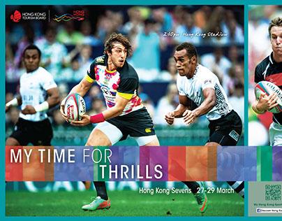 Hong Kong Rugby Sevens 2015 Campaign