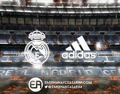Real Madrid Kit Design