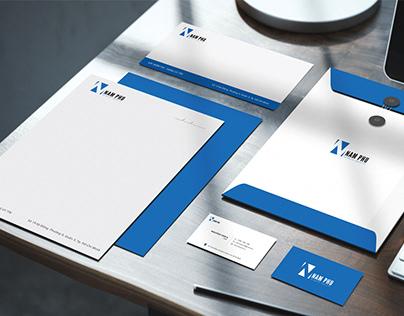 Nam Phú: Logo & Brand Identity