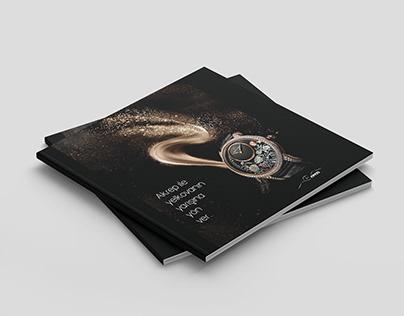 Broşür tasarımı- Brochure design