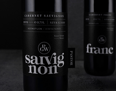 Pastor Winery Selection 2018