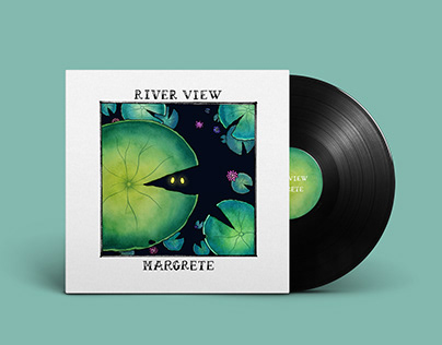 """""""River View"""" Cover Art"""