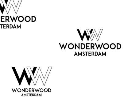 Logo update design 2014- for WonderWood A'dam