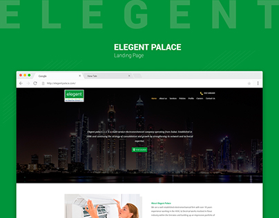 Elegent palace