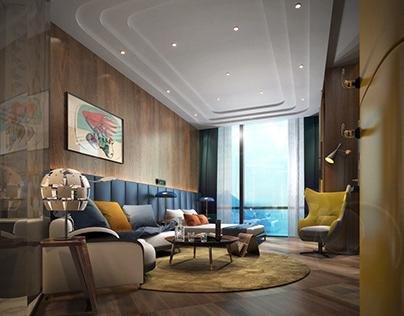 💼 Hotel room Interior design 2016