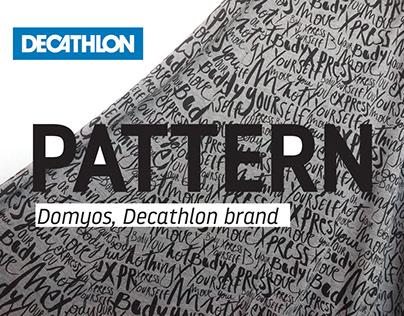 PATTERN DESIGN/ DOMYOS - Dance