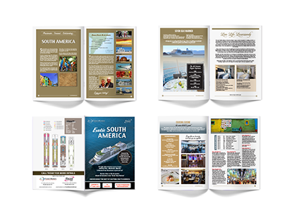 Travel Masters Brochures