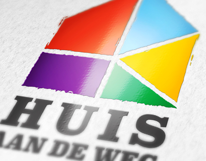 Huis aan de Weg // print design