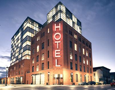New York Hotel Visualizations