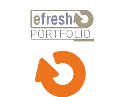 efresh social media branding