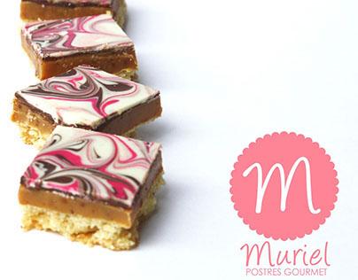 Muriel Postres Gourment Packaging