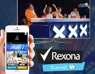 Rexona ScanAd : Meshing TV & Mobile