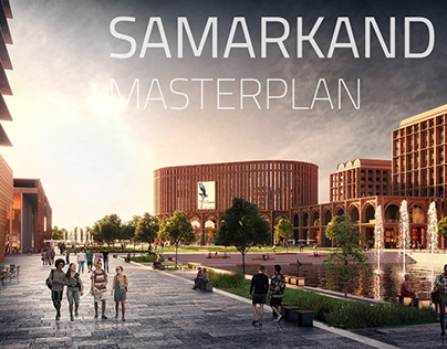Samarkand Master Plan Project