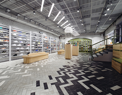 DRoP! Multi-Brand Sneaker Store