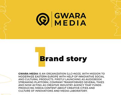 Gwara Media Brand
