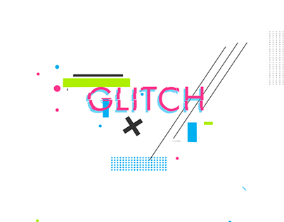 Glitch Shapes
