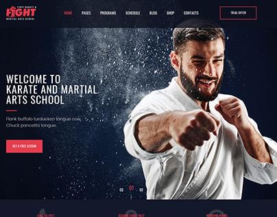 Fight - Karate/Martial Arts School