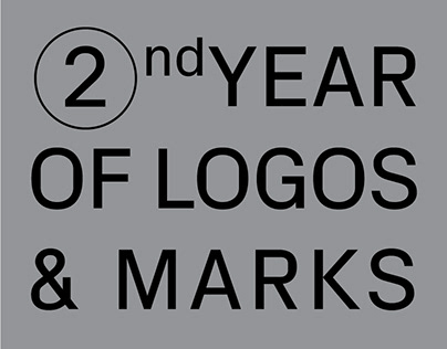 Two Year Of Logos & Marks
