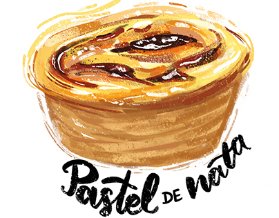 Portuguese Travel Journal Illustrated #1