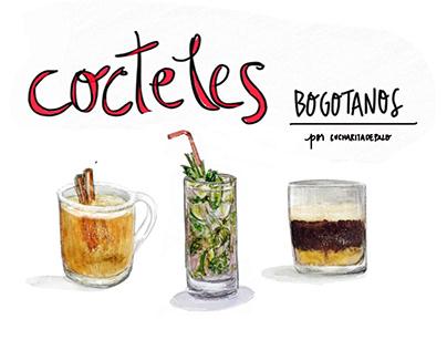 Coctéles bogotanos / Pedro Melenas Café