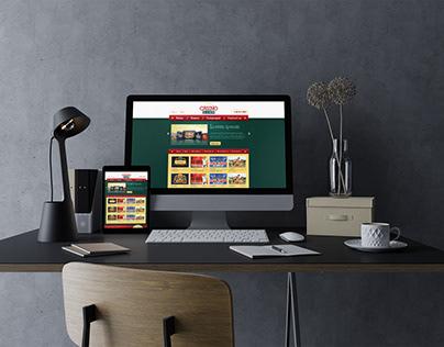 Website - Casino Sjov
