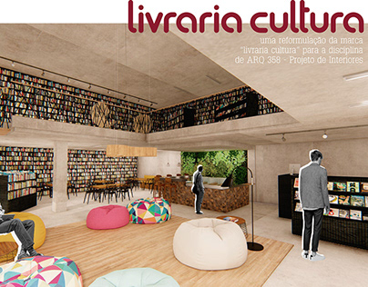 Loja Conceito - Projeto de Interiores Comercial