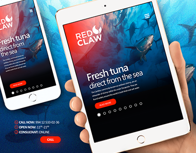Red Claw - SeaFood Online Store