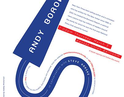 The Commons - Andy Borowitz