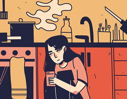 Perfect Place, Imperfect Company/Illustrations