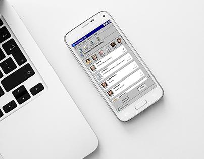 Messenger & Instagram for Windows95