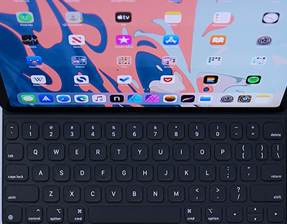 iPad Pro Keyboard Folio