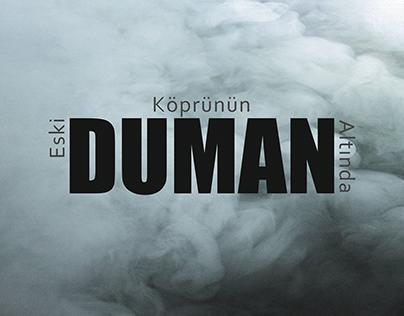 Duman Band / Alternative Album Cover